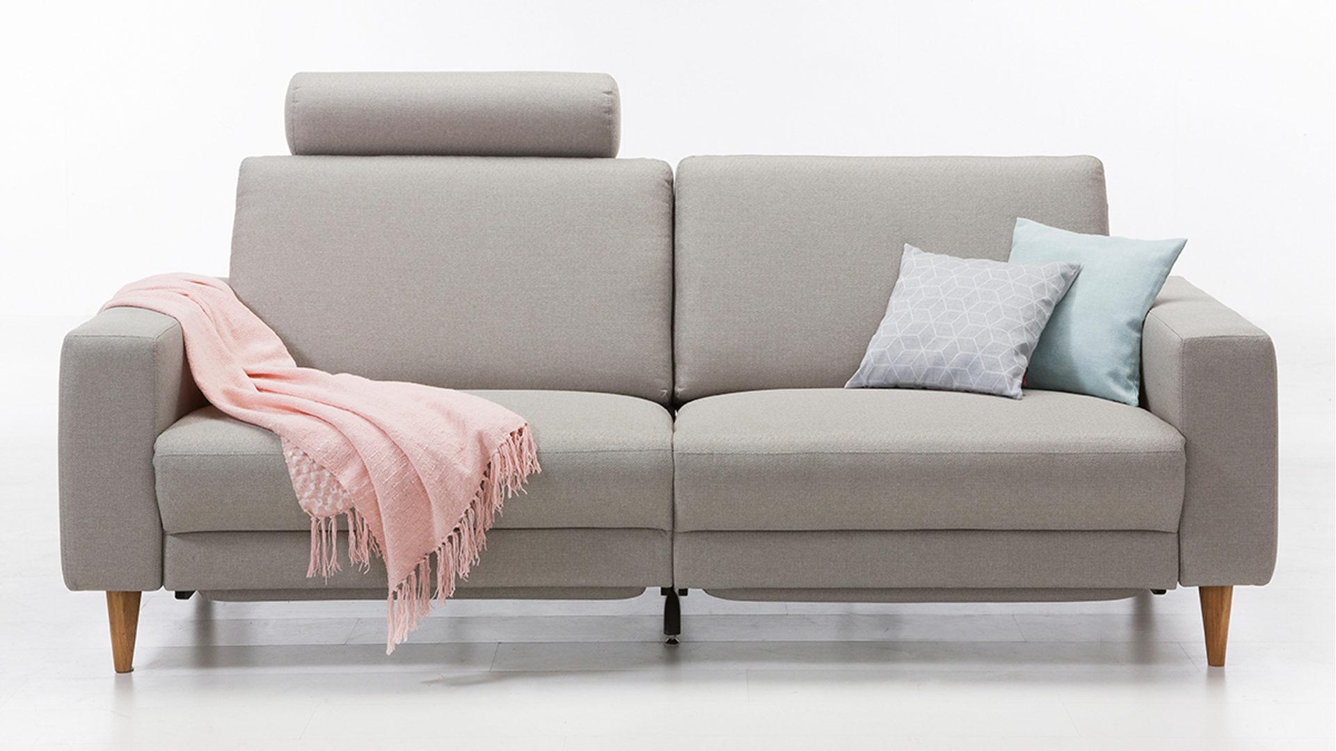 Möbel Bohn Crailsheim, Möbel A-Z, Couches + Sofas, Zweisitzer-Sofa ...