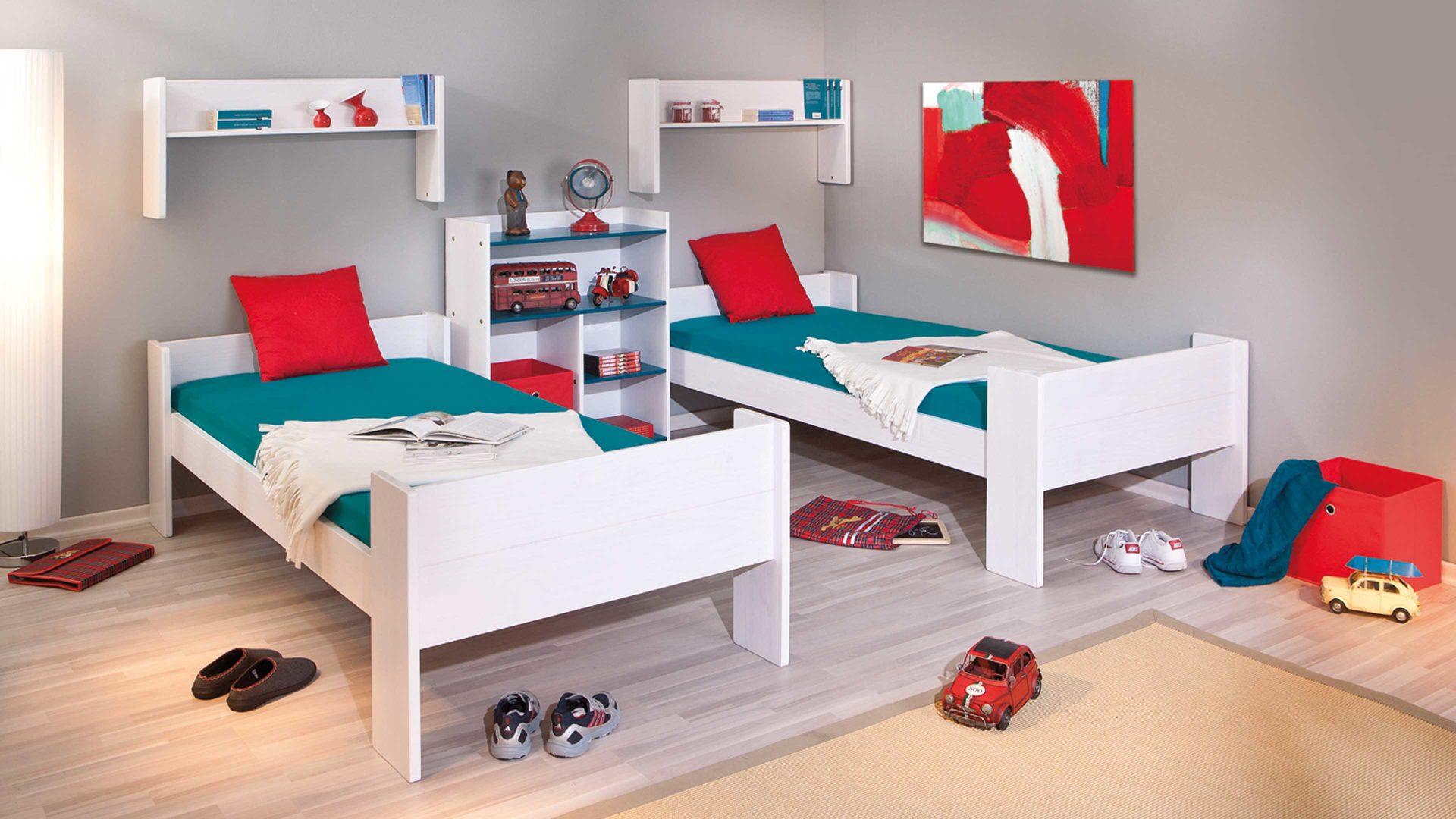 Etagenbett Holz Weiß : Etagenbett holz kinder hochbett massiv gunstig