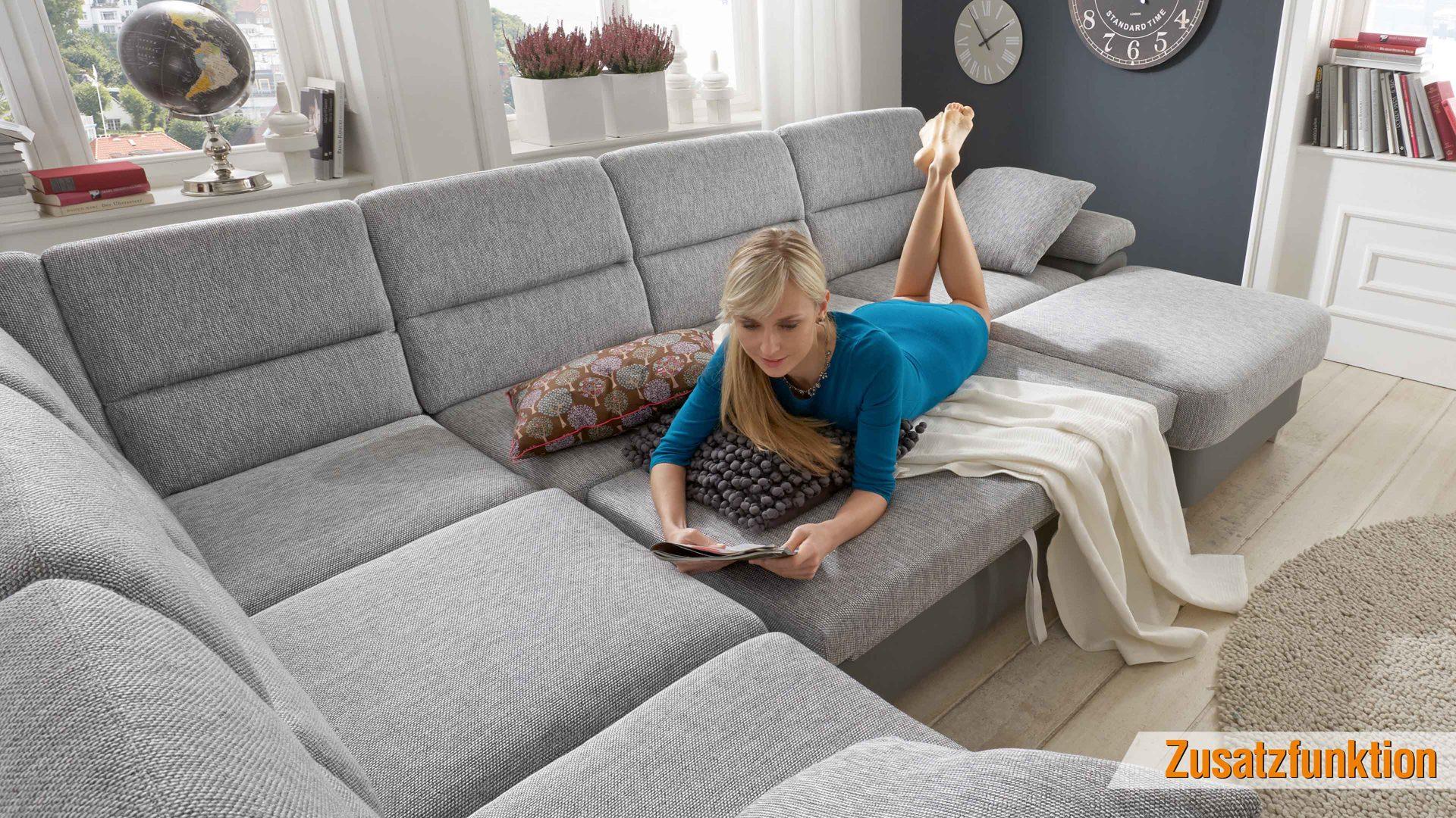 Eckcouch modern stoff  Möbel Bohn Crailsheim | Räume | Wohnzimmer | Sofas + Couches ...