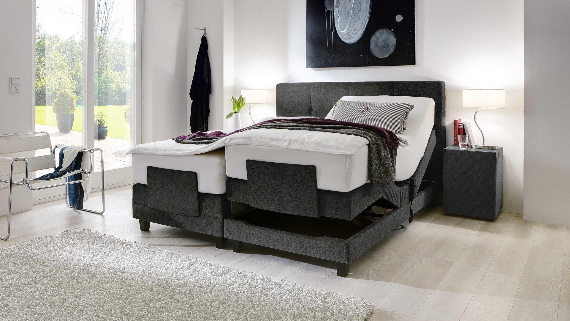 möbel bohn crailsheim | räume | schlafzimmer | boxspringbetten, Wohnzimmer dekoo