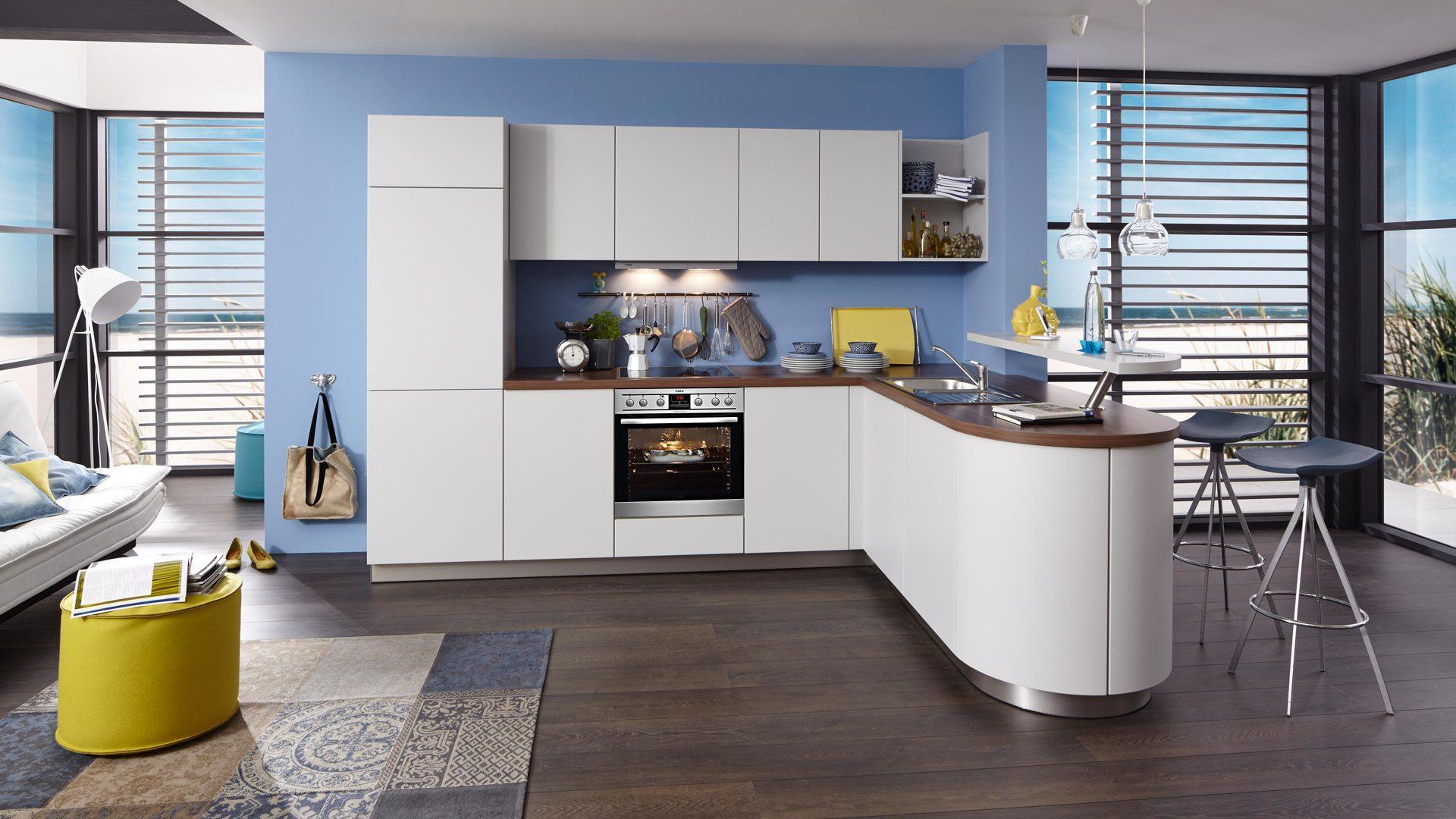 Einbauküchen mit elektrogeräten  Möbel Bohn Crailsheim, Möbel A-Z, Küchen, Einbauküchen, Einbauküche ...